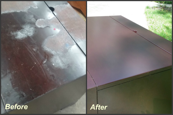 Furniture refinishing | Heirloom Restored