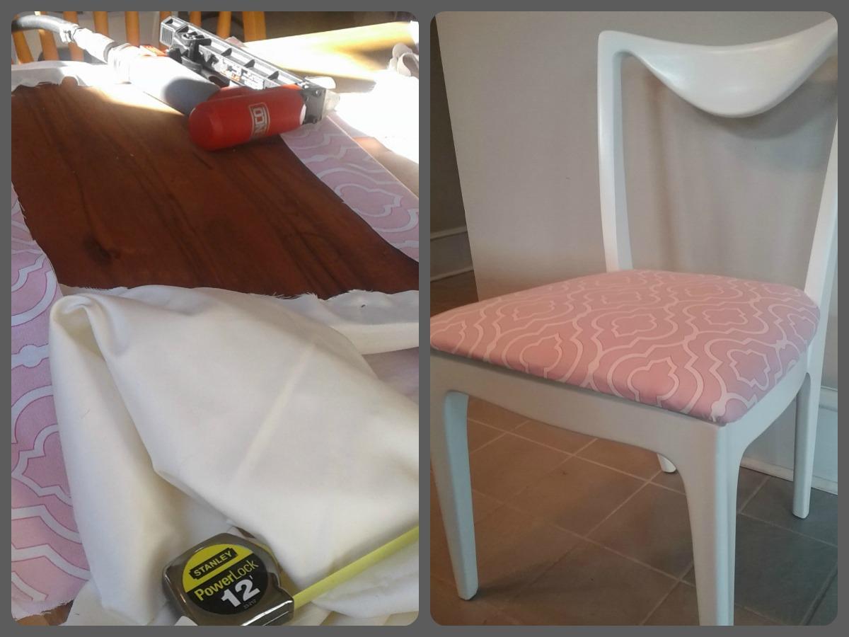 Chair upholstery   Heirloom Restored